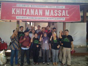 Khitanan Massal Sunat Modern Misi Sosial